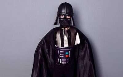 Darth Vader Kostüm selber machen