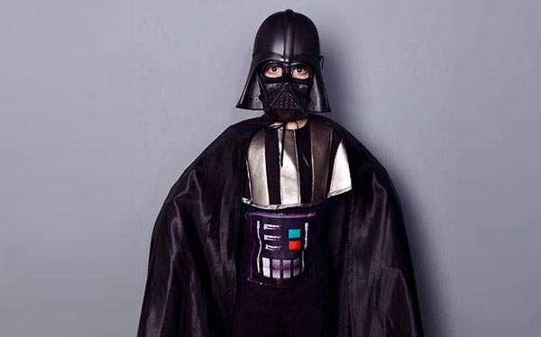 Darth Vader Kostüm Selber Machen Halloween Diy Maskerixde