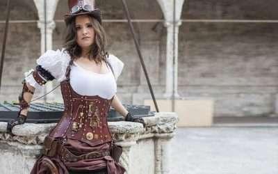 Steampunk Kostüm selber machen