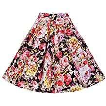 Amazon - Kostüm selber machen - Blumen-Röcke