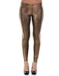 Amazon - Kostüm selber machen - Schlangen-Leggings
