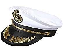 Amazon - Kostüm selber machen - Kapitänsmütze