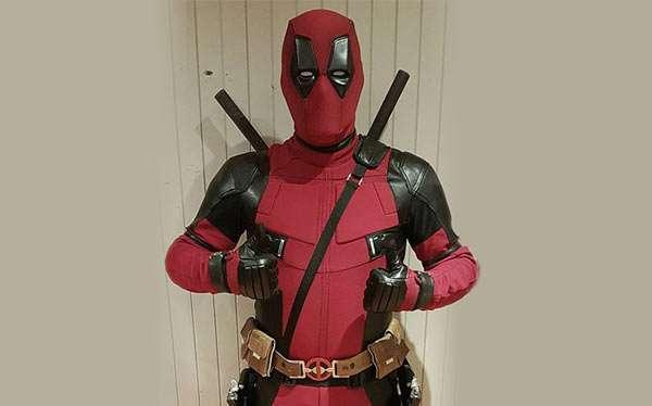 Deadpool Kostüm selber machen