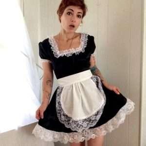 Etsy - DIY Dienstmädchen-Kostüm selber machen