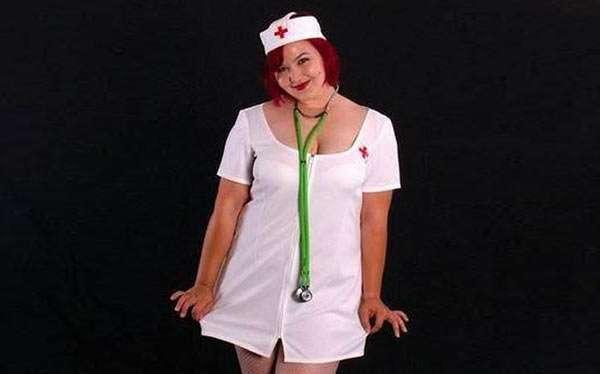 Krankenschwester Kostüm Selber Machen Halloween Diy Maskerixde