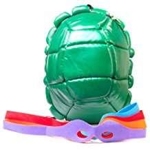 Amazon - Kostüm selber machen - Schildkröten-Rucksack