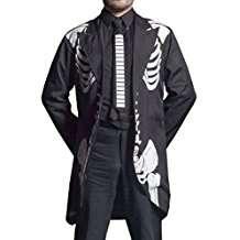 Amazon - Kostüm selber machen - Skelett-Jacken