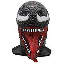 Amazon - Kostüm selber machen - Venom Masken