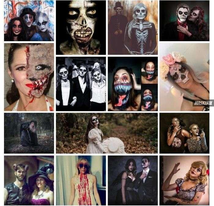 Halloween Foto Contest 2018 Gewinner