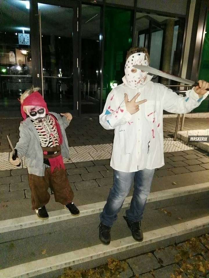 maskerix - Halloween Foto Contest 2018 - Pirat:Jason