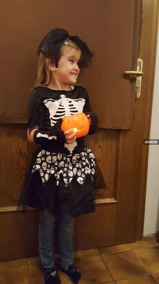 maskerix - Halloween Foto Contest 2018 - Skelett
