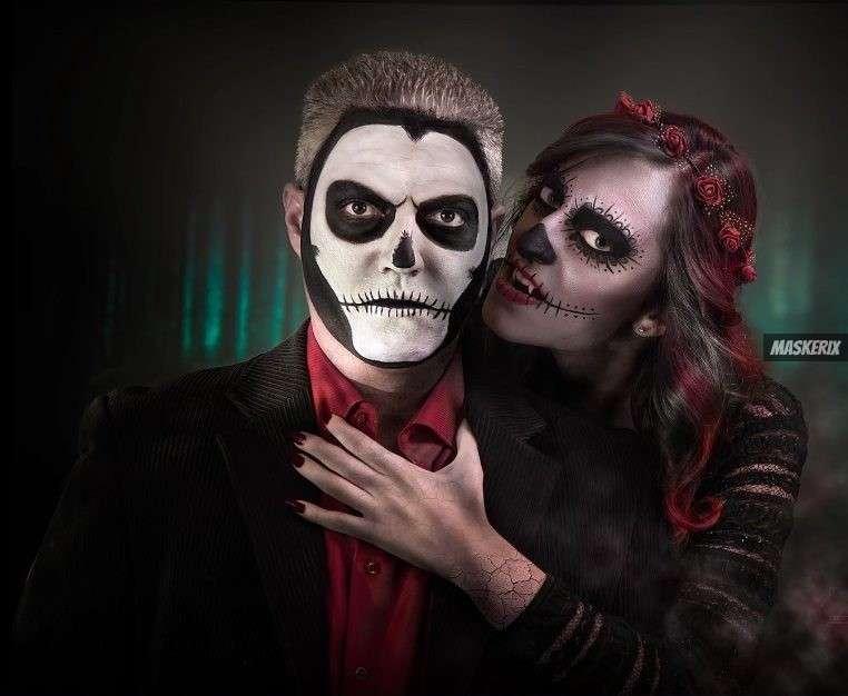 maskerix - Halloween Foto Contest 2018 - Skelett6