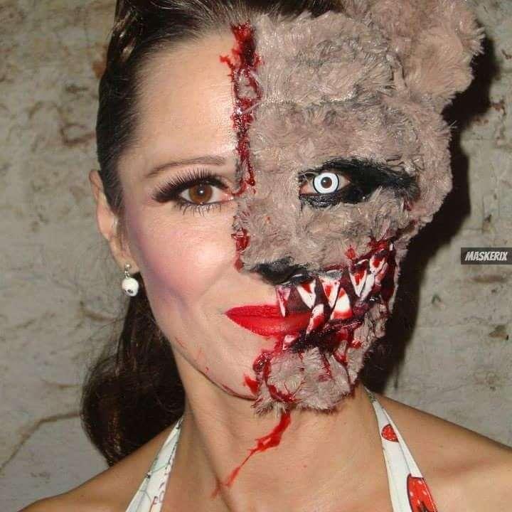 maskerix - Halloween Foto Contest 2018 - Wolf