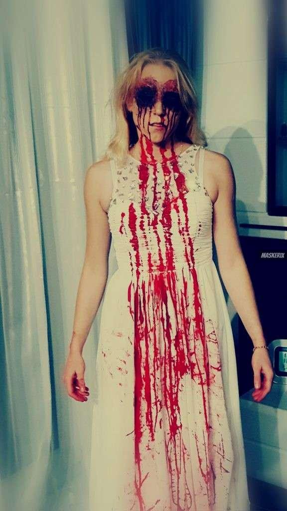 Zombie Kostüm Braut Foto Contest