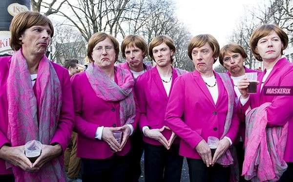 maskerix - Angela Merkel Kostüm selber machen