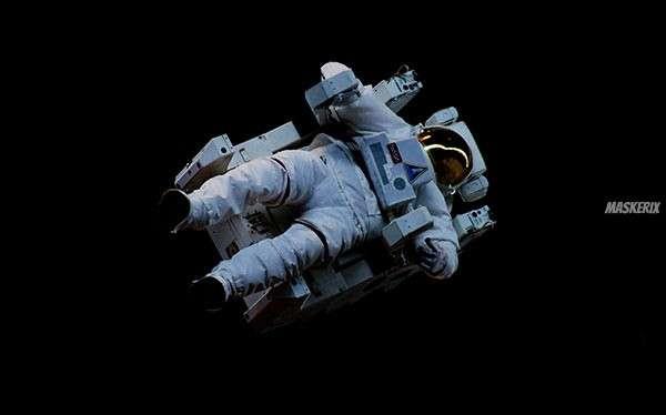 maskerix - Astronaut Kostüm selber machen