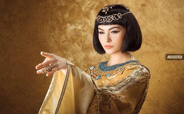 Cleopatra Kostüm selber machen