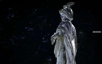 Stein Statue Kostüm selber machen