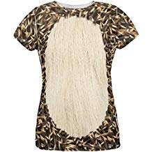 Amazon - Igel Kostüm selber machen - Shirt