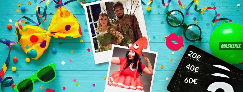 maskerix - Foto Contest Karneval 2019 - Slider