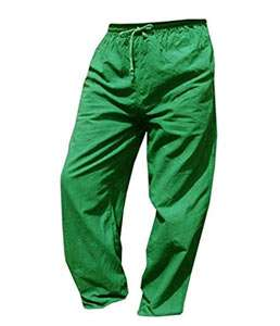 Amazon - Kostüm selber machen - Grüne Hosen