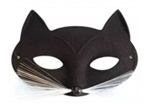 Amazon - Kostüm selber machen - Katzenmasken