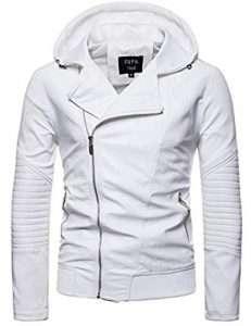 Amazon - Kostüm selber machen - Weiße Lederjacke