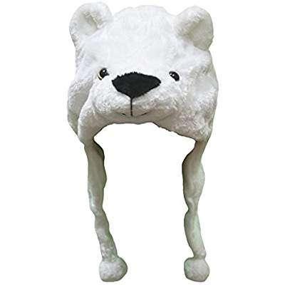 Amazon - Eisbär Kostüm selber machen - Hut