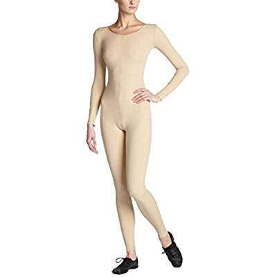 Amazon - Kostüm selber machen - Beige Catsuits