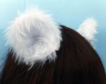 Amazon - Kostüm selber machen - Eisbär-Ohren