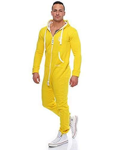 Amazon - Kostüm selber machen - Gelber Onesie