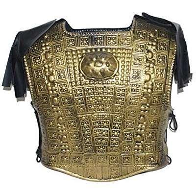 Amazon - Kostüm selber machen - Goldene Rüstung