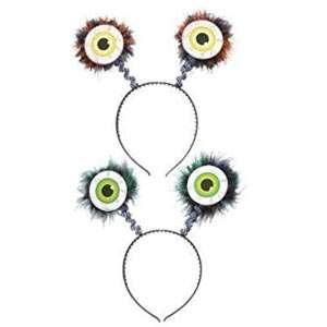Amazon - Kostüm selber machen - Haarreifen mit Augen