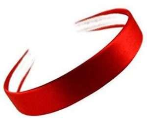 Amazon - Kostüm selber machen - Rote Haarreifen