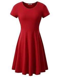 Amazon - Kostüm selber machen - Rote Kleider