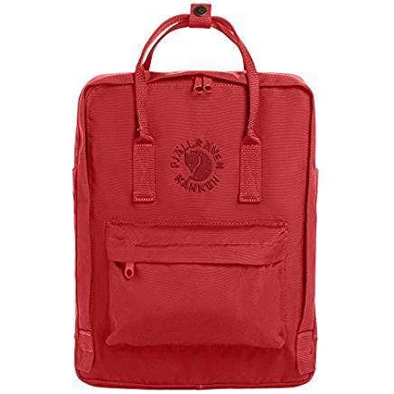 Amazon - Kostüm selber machen - Roter Rucksack