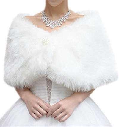 Amazon - Kostüm selber machen - Weiße Fellstola