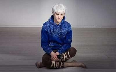 Jack Frost Kostüm selber machen