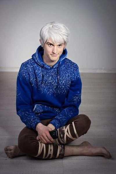 Etsy - Jack Frost Kostüme selber machen