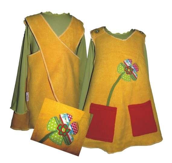 Etsy - Pippi Langstrumpf Kostüm selber machen - Kleider