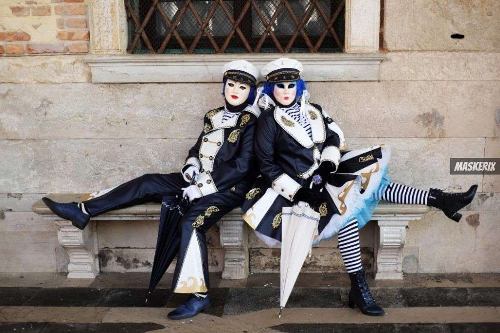 maskerix - Karneval-Foto-Contest 2019 - Matrosen Kostüm selber machen