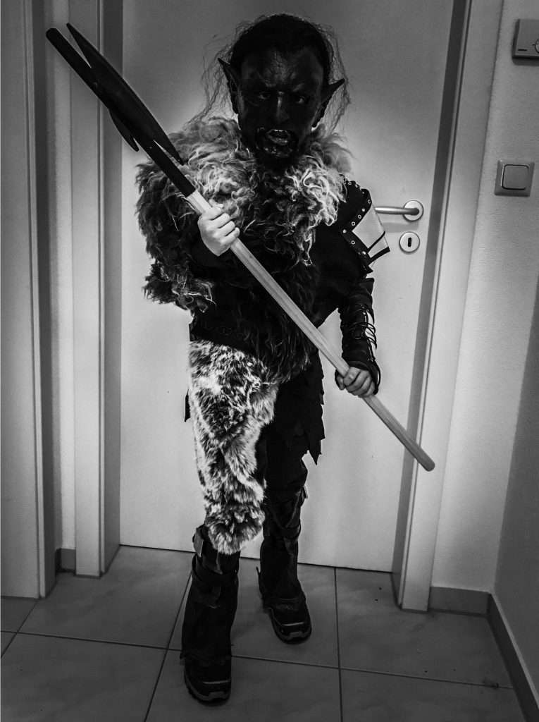 maskerix - Karneval-Foto-Contest 2019 - Ork Kostüm selber machen