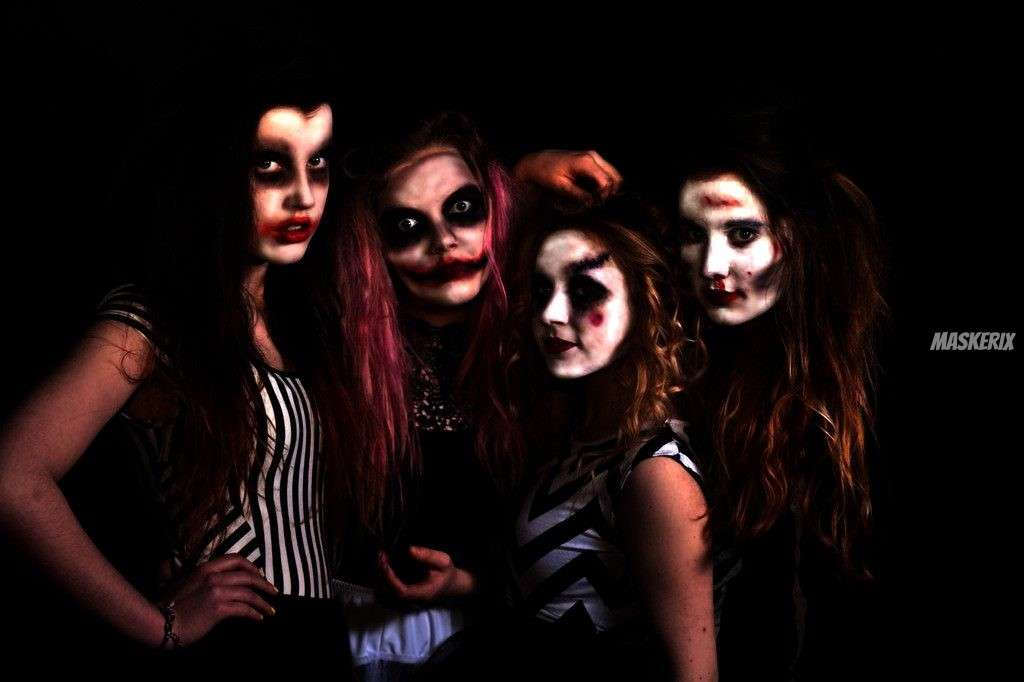 maskerix - Karneval-Foto-Contest 2019 - Zombie Kostüm selber machen