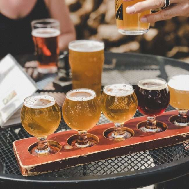maskerix - Jungesellenabschied-Idee - Bier-Tasting