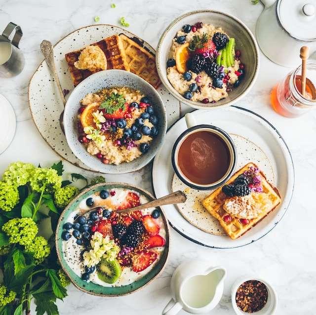 maskerix - Junggesellinnen-Abschied für Frauen - Frühstück & Brunch