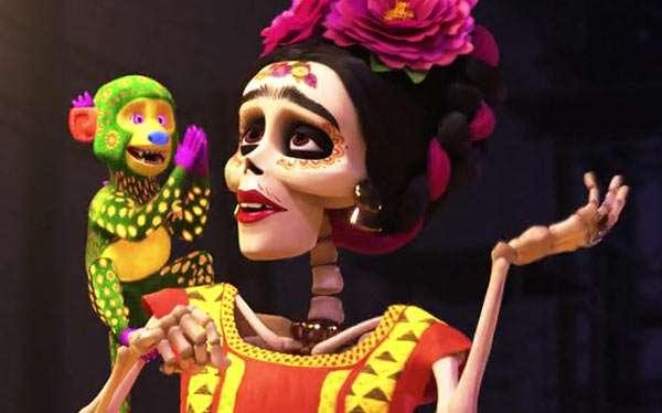Coco Frida Kahlo Kostüm selber machen