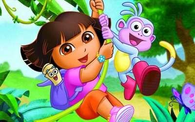 Dora Kostüm selber machen