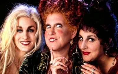 Hocus Pocus Sanderson Schwestern Kostüm selber machen