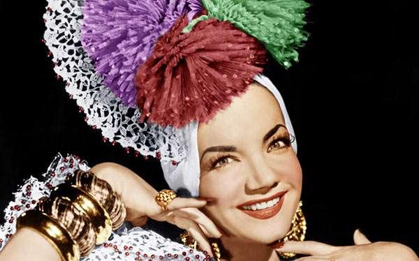 Carmen Miranda Kostüm selber machen
