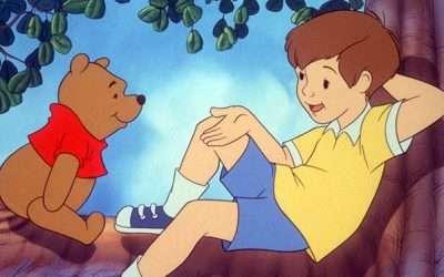 Winnie Puuh Christopher Robin Kostüm selber machen